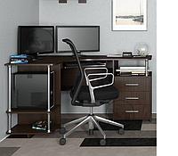 СУ -4 стол компьютерный ДСП / КОМПАНИТ, фото 1