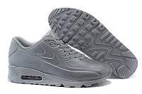 Мужские кроссовки Nike Air Max 90 Tweed серые, фото 1