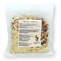 Кус-кус з овочами Happy Elk прозора упаковка