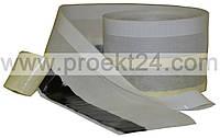 Паропроницаемая оконная лента 80мм*25м (наружная, гидроизоляционная)