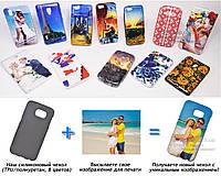 Печать на чехле для Samsung G920 Galaxy S6 (Cиликон/TPU)