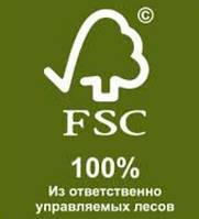 """Продукция компании """"Кроно Украина"""" использует сертифицированное сырье."""