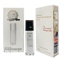 Pheromone Formula MSN FRNCS KRKDJN Baccarat Rouge 540 унісекс 40 мл