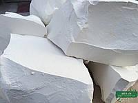 Мел кусковой  Монастырский, Мел-ок, 1 кг
