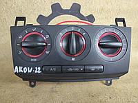 Mazda 3 BK 2003-2009 блок управления печкой