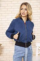 Куртка женская 119R263 цвет Петроль
