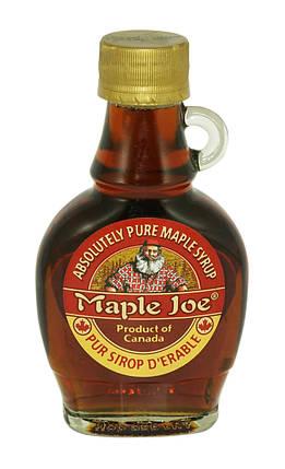 Сироп кленовый Maple Joe, 189мл, фото 2