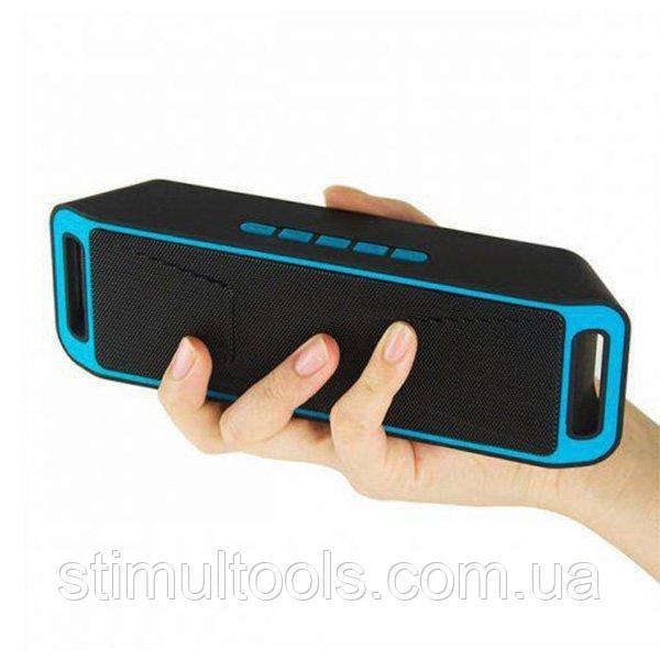Портативна Bluetooth колонка MP3 плеєр EL-208