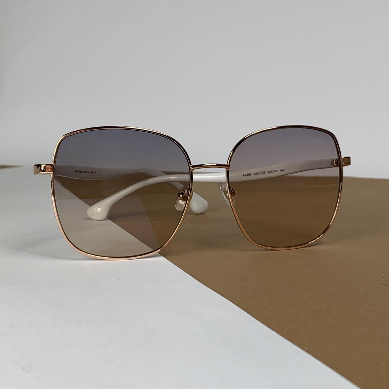 Очки солнцезащитные женские Jimmy Choo 106-57