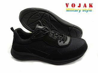 Кросівки літні сітка Спорт GEN2 Чорні