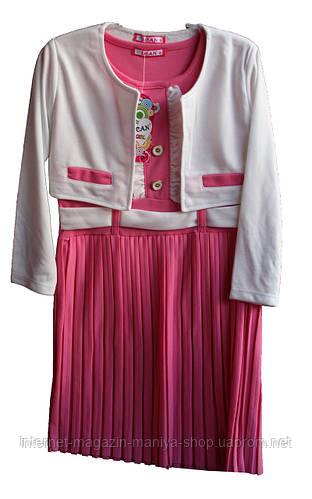 Детское платье 5 ― 8 лет