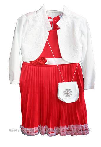 Детское платье 2 ― 4 года