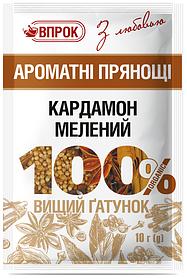 """Імбир мелений """"Впрок"""" 10г"""