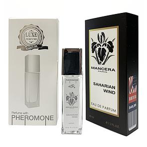 Pheromone Formula Mancera Saharian Wind унисекс 40 мл