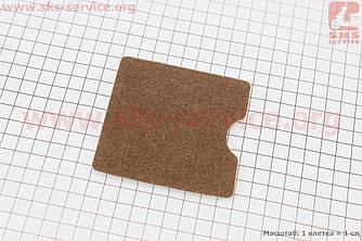 Фильтр воздушный - элемент квадратный, войлок двухслойный (202700)