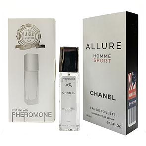 Pheromone Formula Chanel Allure Homme Sport мужской 40 мл