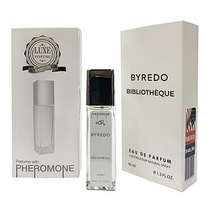 Pheromone Formula Byredo Bibliotheque унисекс 40 мл