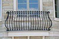 Монтаж металлических балконов