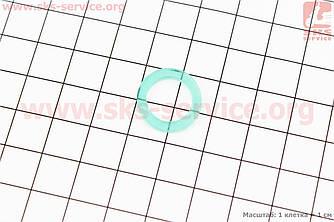 Прокладка трубки 12x17,5x2 (208028)