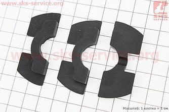 Набір демпферных ущільнювачів рульової 0,6/0,8/1,2 мм (Xiaomi Mijia M365) (410041)