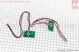 Плати зарядки батареї 6 діодів і включення 4 діода, к-кт (410027)