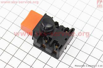 Кнопка-выключатель с фиксатором Тип №4 (209038)