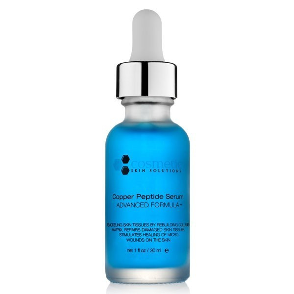 Сыворотка с пептидом меди для лица Cosmetic Skin Copper Peptide Serum 30 ml.