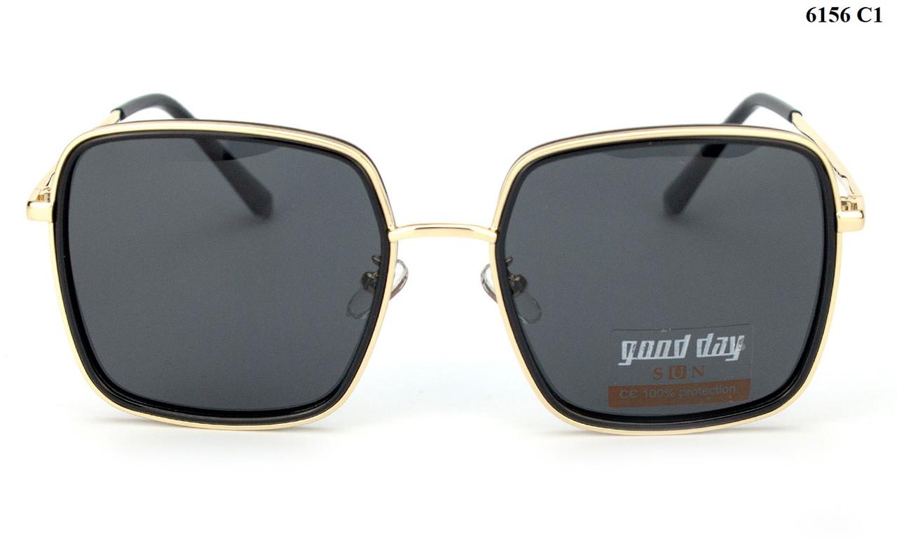 Сонцезахисні окуляри для жінок (покриття UV400)