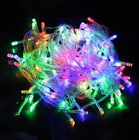 Светодиодная гирлянда новогодняя 500 Led Light Color, фото 1