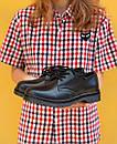 Жіночі туфлі Dr. Martens 1461 Mono black, фото 7