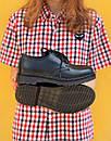 Женские туфли Dr. Martens 1461 Mono black, фото 5