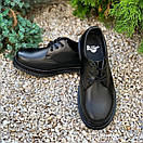 Женские туфли Dr. Martens 1461 Mono black, фото 10