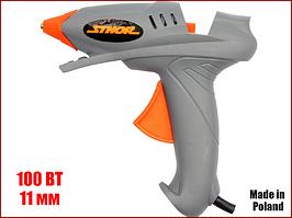 Клеевой пистолет STHOR 100 ВТ 73052