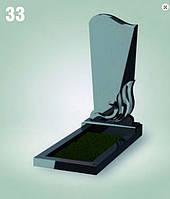 """Надгробие из гранита """"Светлая память"""""""