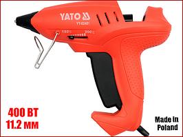 Клеевой пистолет 400 ВТ Yato YT-82401