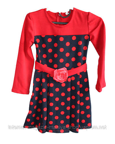Детское платье 4 ― 7 лет