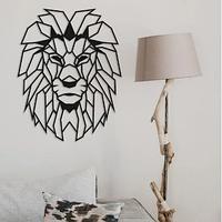 Объемная картина из дерева DecArt Lion