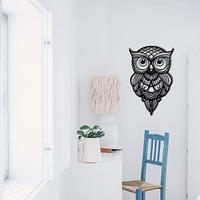 Объемная картина из дерева DecArt Owl