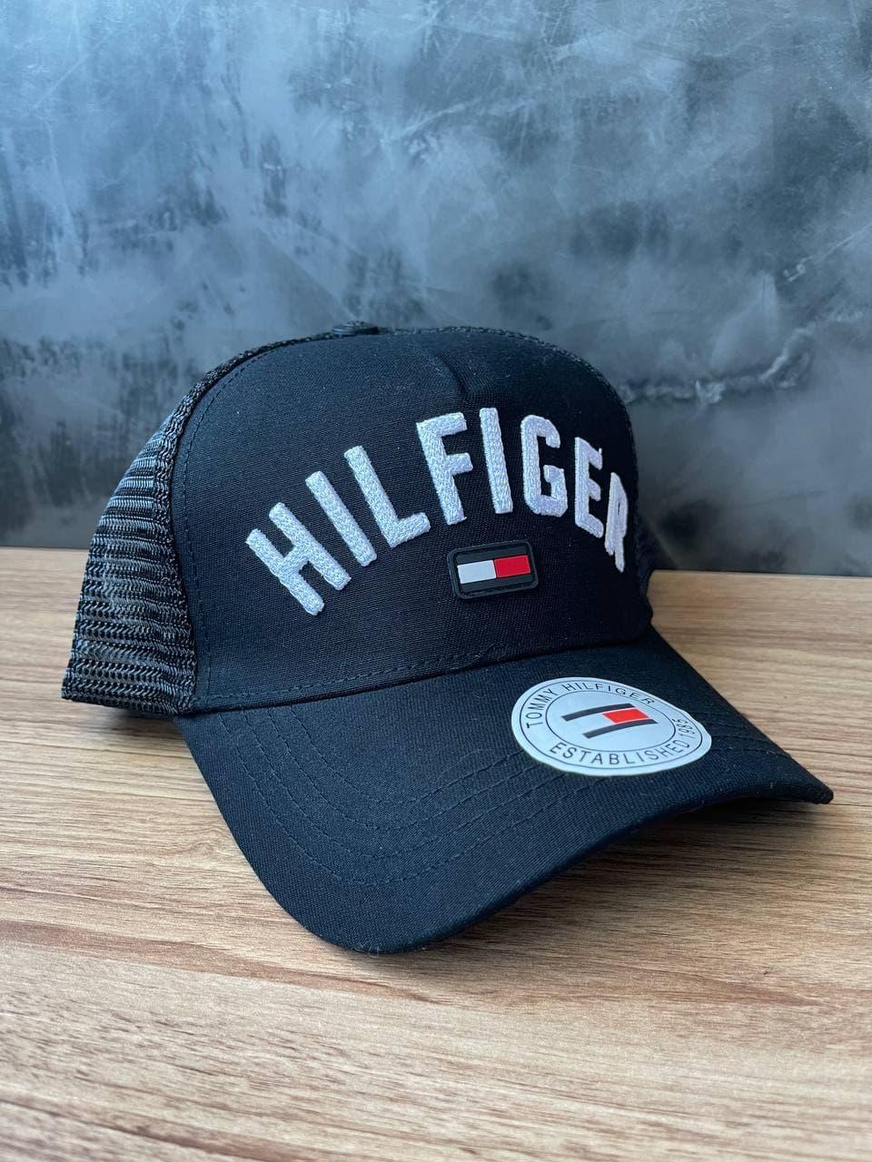 Кепка мужская Tommy Hilfiger. Летняя бейсболка.