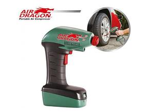 Портативный воздушный компрессор Air Dragon Portable Air Compressor От прикуривателя
