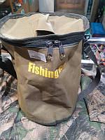 Сумка Fishing ROI для жерлиц