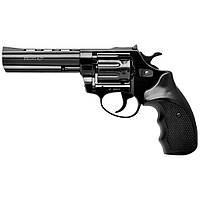 """Револьвер PROFI-4.5"""" під набої Флобера чорний/пластик  калібр 4мм"""