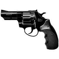 """Револьвер PROFI-3"""" під набої Флобера чорний/пластик  калібр 4мм"""