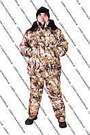 Костюм зимний для охоты и рыбалки  Соты -25С