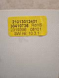 Модуль індикації Indesit WISL105. 21013012401, 30410736 Б/У, фото 3