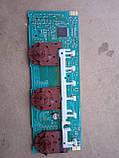 Модуль индикации Indesit WISL105. 21013012401, 30410736 Б/У, фото 2