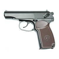 Пневматический пистолет KWC Makarov Blowback (KMB44AHN)