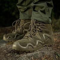 Ботинки тактические Alligator Olive Аллигатор олива зеленые НГУ/ЗСУ