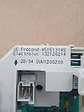Модуль управления  Electrolux EWF805. 132120214, 451513145 Б/У, фото 4