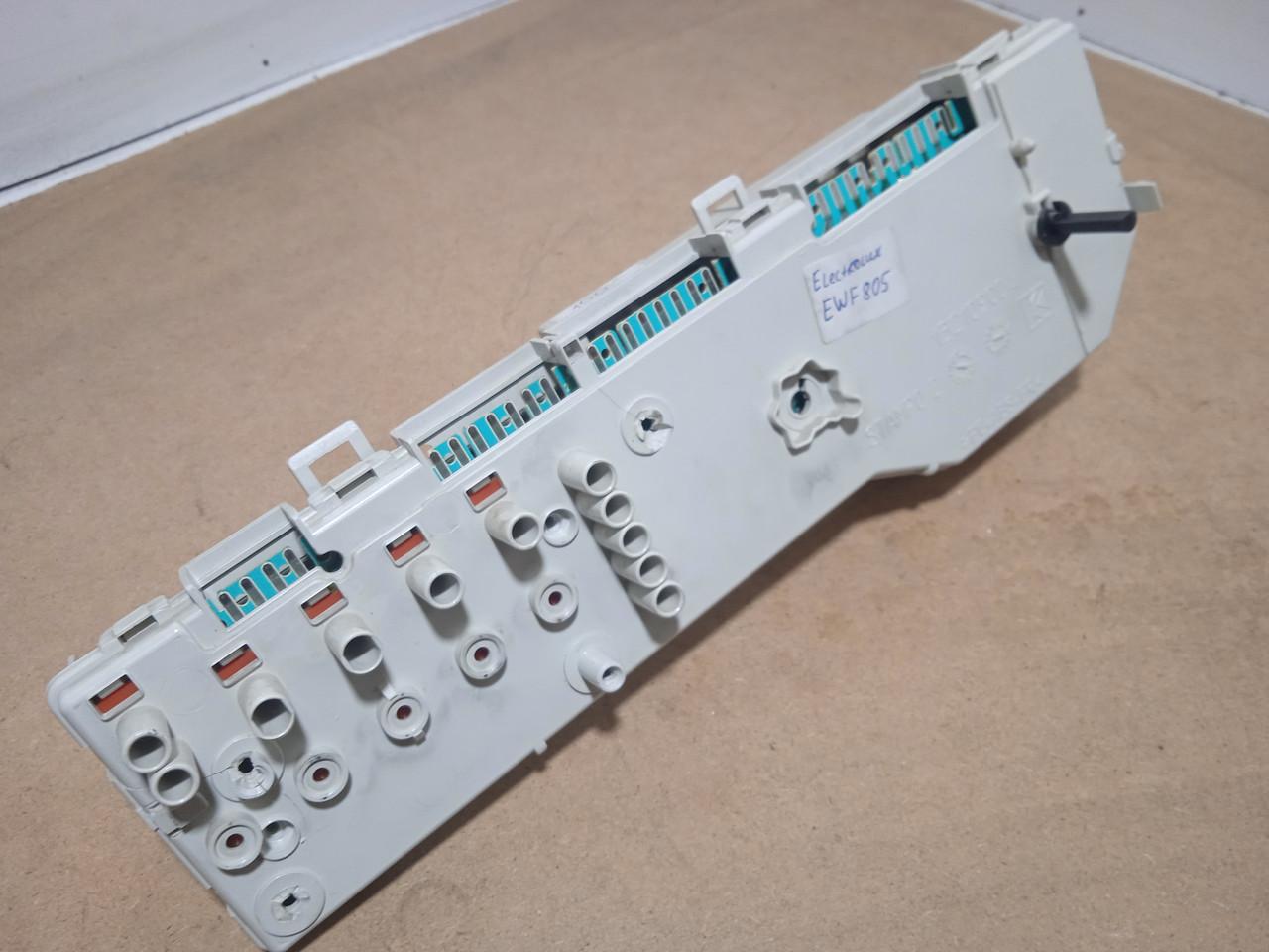 Модуль управления  Electrolux EWF805. 132120214, 451513145 Б/У